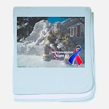 Remembering Flight 93 Infant Blanket