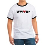 WWLD? Love Ringer T