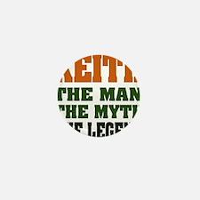 KEITH - The Legend Mini Button