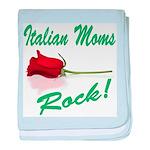 Italian moms Rock Infant Blanket