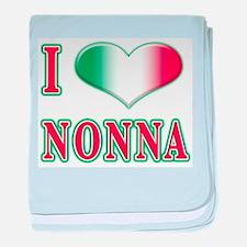 I Love Nonna Infant Blanket