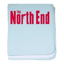 North End Boston,MA Infant Blanket