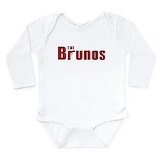 The Bruno family Long Sleeve Infant Bodysuit