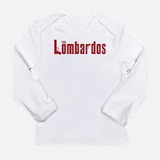 The Lomardo family Long Sleeve Infant T-Shirt