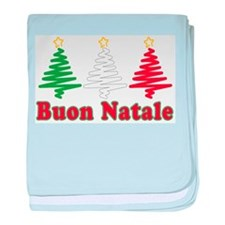 Buon natale Infant Blanket