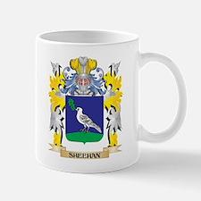 Sheehan Family Crest - Coat of Arms Mugs