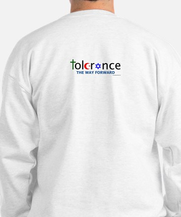 Tolerance Jumper w/ chest and back logo