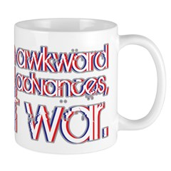Awkward Sexual Advances Mug