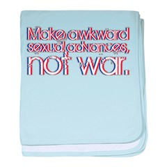 Awkward Sexual Advances Infant Blanket