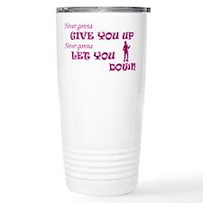 Rickroll'd Travel Mug