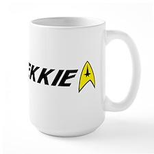Trekkie Command Insignia Mug