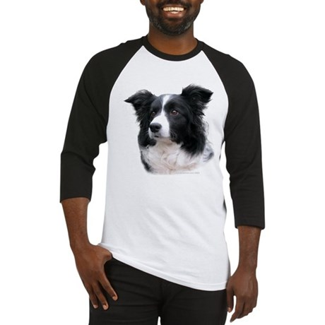 Border Collie Portrait Jersey
