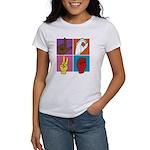 Sign Of Love Women's T-Shirt