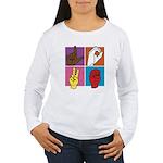 Sign Of Love Women's Long Sleeve T-Shirt