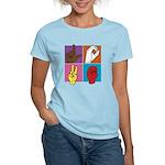 Sign Of Love Women's Light T-Shirt