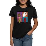 Sign Of Love Women's Dark T-Shirt