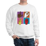 Sign Of Love Sweatshirt