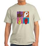 Sign Of Love Light T-Shirt