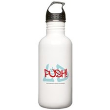 Push! Water Bottle