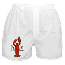 Crawfish Boxer Shorts