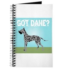 Merle Great Dane Journal