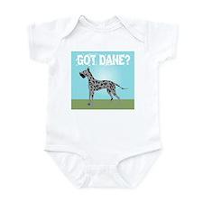 Merle Great Dane Infant Bodysuit