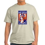 Cavalier King Charles! Ash Grey T-Shirt