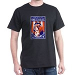 Obey the Cavalier King Charles! Black T-Shirt
