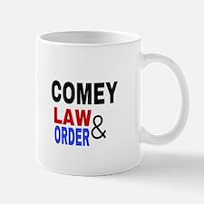 Comey Law & Order Mugs