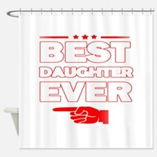 daughter Shower Curtain