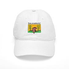 Happy groundhog day! Baseball Cap