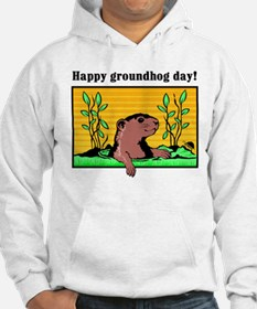 Happy groundhog day! Hoodie