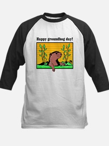 Happy groundhog day!  Tee