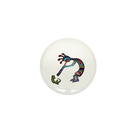 Kokopelli Mini Button (10 pack)