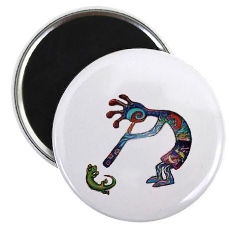 """Kokopelli 2.25"""" Magnet (100 pack)"""