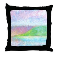 Haleakala Dawn Throw Pillow