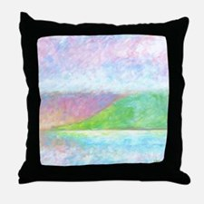 Haleakala Dawn Throw Pillow