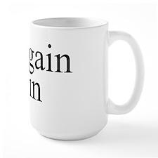 born again virgin Mug