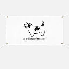 Basset Griffon Vendeen Banner