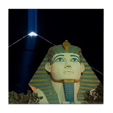 Luxor Sphinx Tile Coaster