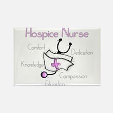 HOSPICE Rectangle Magnet (100 pack)