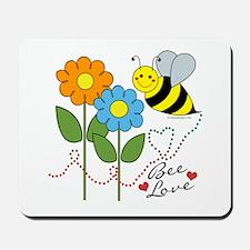 Bee Love Mousepad