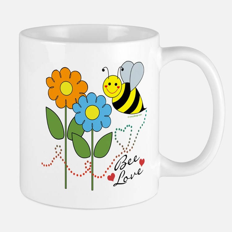 Bee Love Mug
