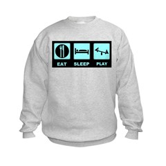Eat Sleep Play Sweatshirt