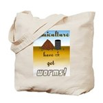 Vermiculture Tote Bag