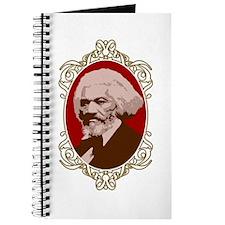 Portrait of Frederick Douglas Journal