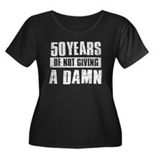 50 years of not giving a damn T