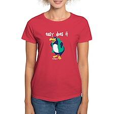 Easy Does It Penguin Tee