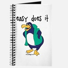Easy Does It Penguin Journal