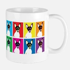 Pepper the Toy Fox Terrier Mug